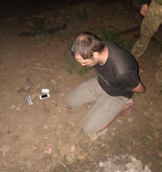 """Терорист """"ЛНР"""" здався українським захисникам Twitter Сергія Нещадима"""