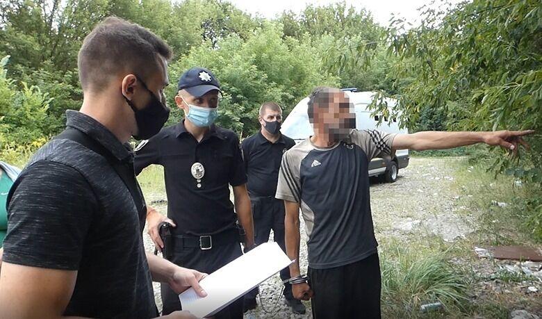 В Киеве мужчину заподозрили в попытке изнасилования