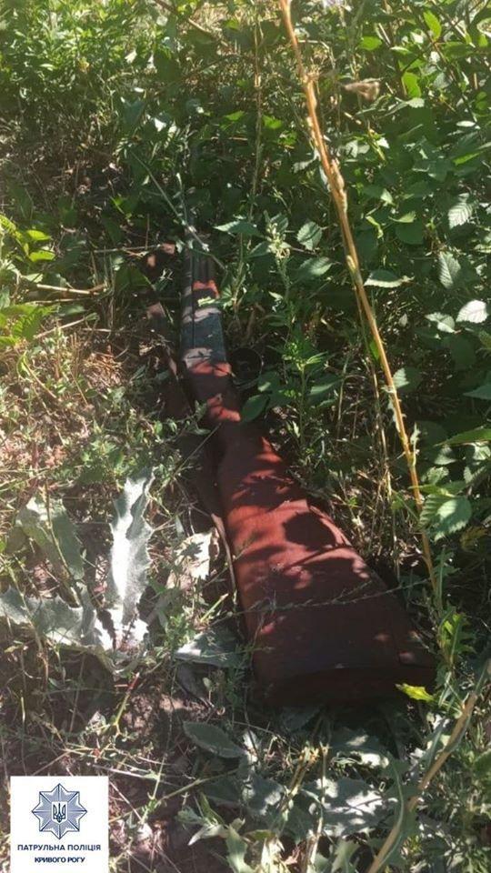 На Дніпропетровщині п'яний чоловік підстрелив сусіда