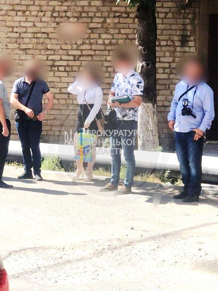 Фото – прокуратура Донецької області