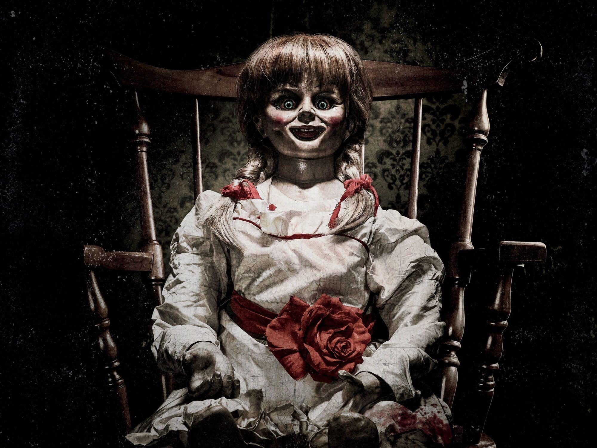 Як виглядає лялька Аннабель