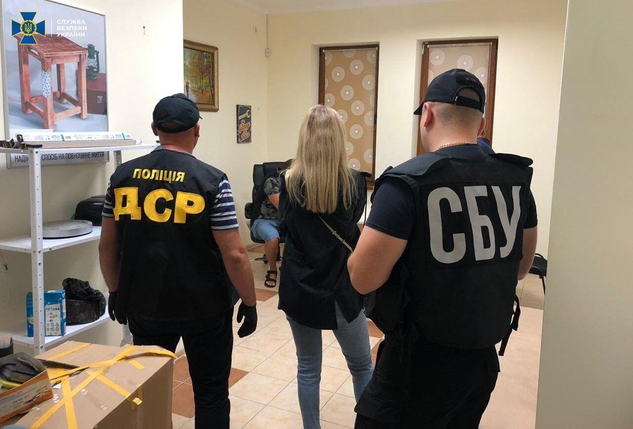 СБУ розкрила багатомільйонну аферу в Закарпатській ОДА
