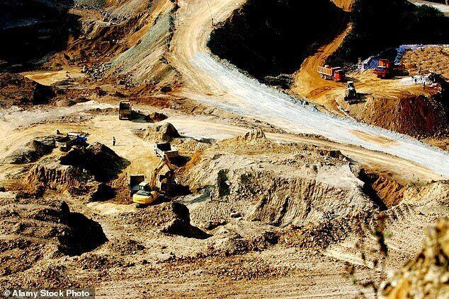 Рудник Модзян, на котором мог появиться коронавирус в 2012 году.