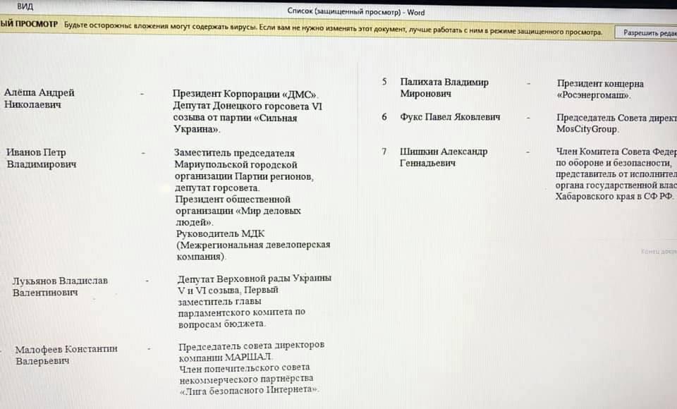 Как экономическими методами гибридной войны россияне дискредитируют прозападных политиков в Украине?