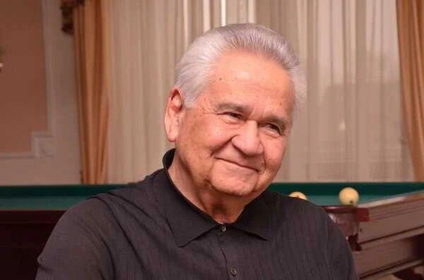 Премьер-министр Украины в 1990-1992 годах Витольд Фокин