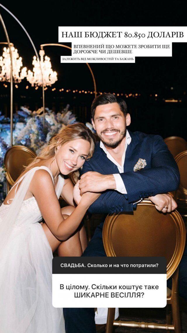 Добрынин назвал стоимость свадьбы