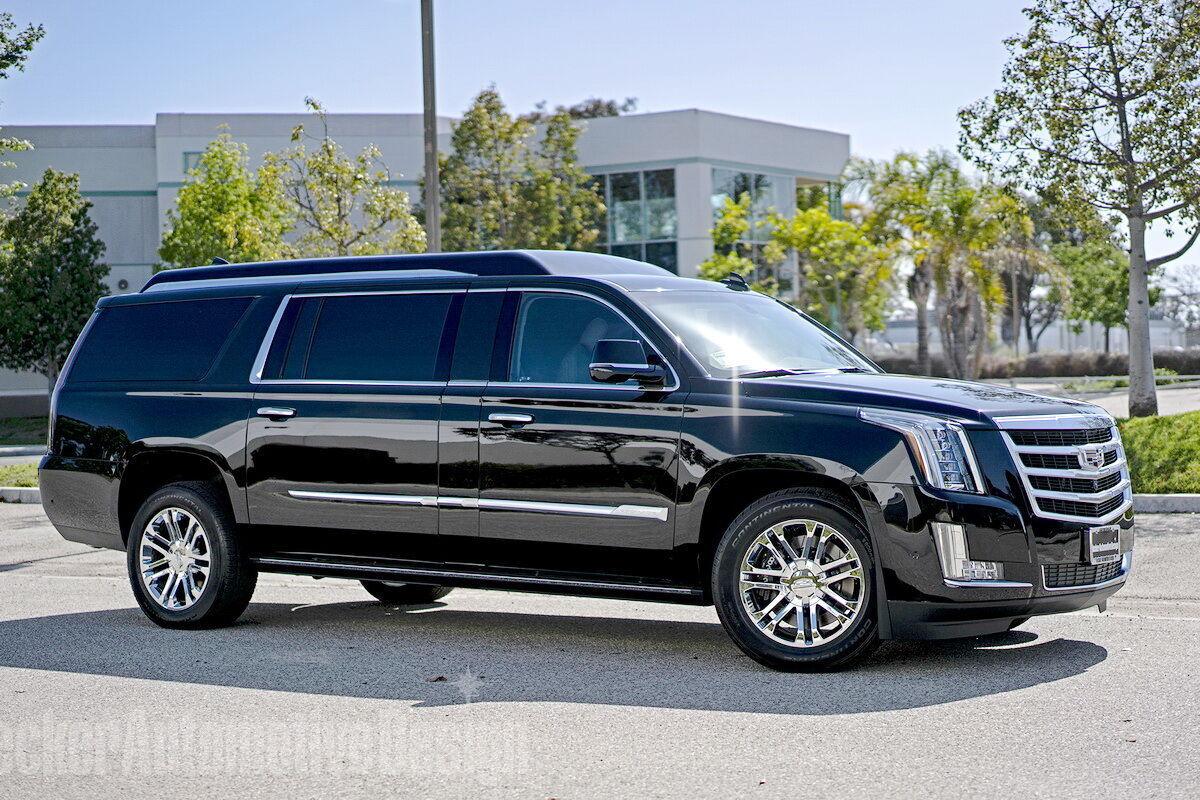 Cadillac Escalade Сильвестра Сталлоне. Фото: