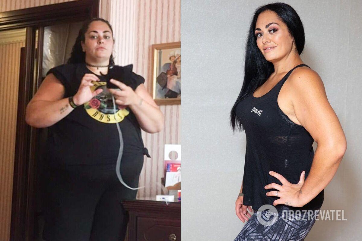 Британка поделилась секретом похудения