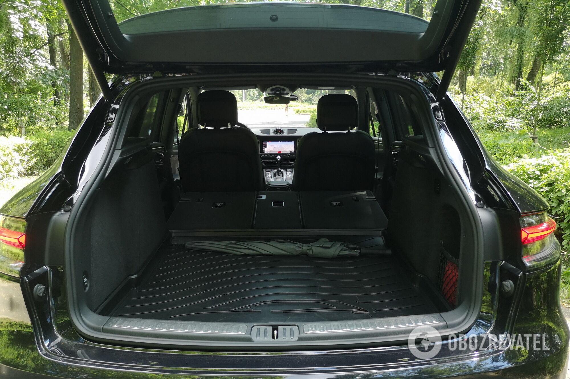 А максимальный объем багажника – 1503 л. Фото: