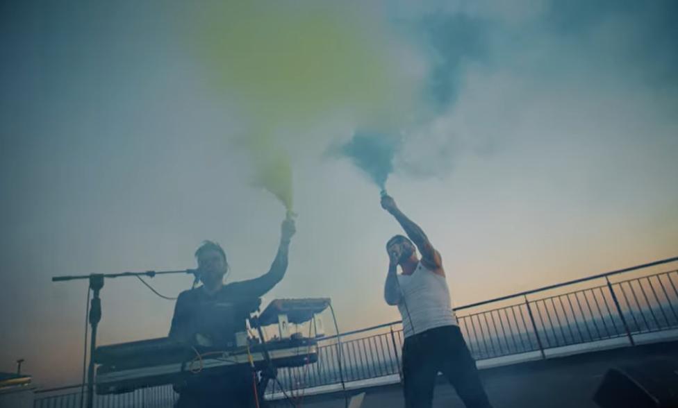 Украинцы записали трек о протестах в Беларуси