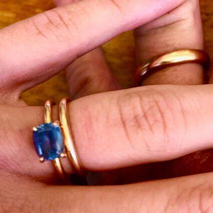 Шон Пенн и Лейла Джордж тайно поженились (Instagram Ирэны Медавой)