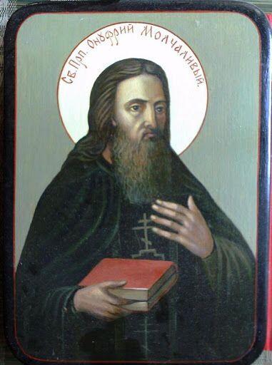 Преподобный Онуфрий Печерский (фото – alchevskpravoslavniy.ru)