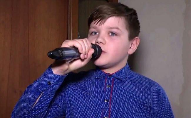Максиму Ткачуку відмовили в участі в дитячому Євробаченні