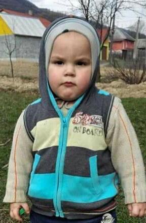 На Київщині зник Михайло Созанський, а також його мама Аліна та сестра Анастасія