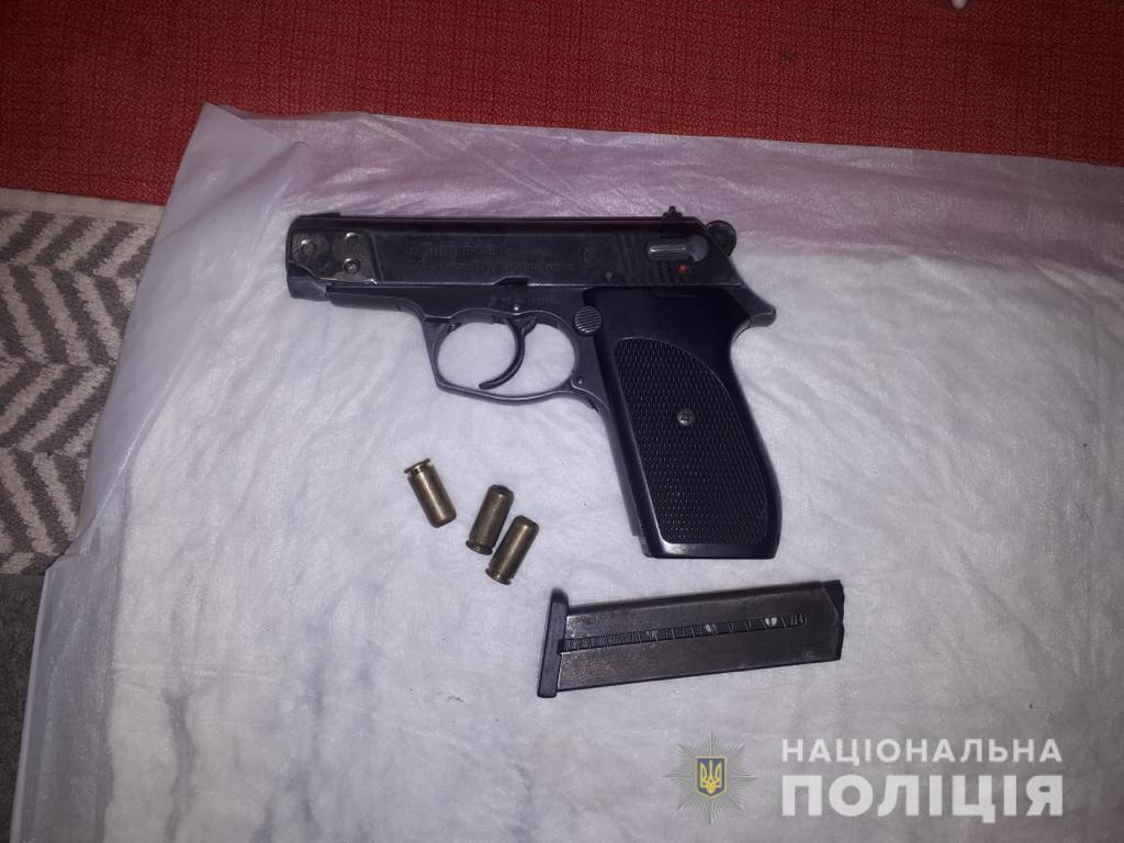 У Дніпрі ексв'язень поранив чоловіка з пістолета