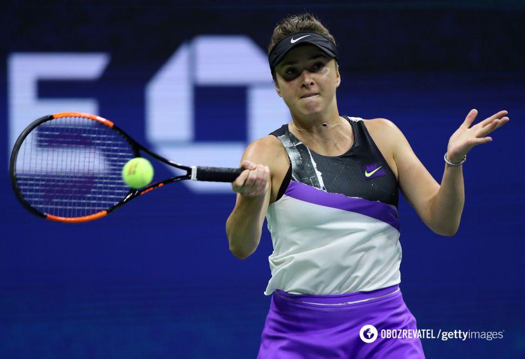 Еліна Світоліна – найкраща тенісистка України