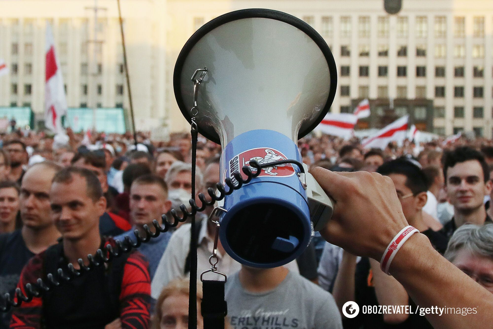 Опозиція не має наміру припиняти протести, поки Лукашенко не погодиться на діалог