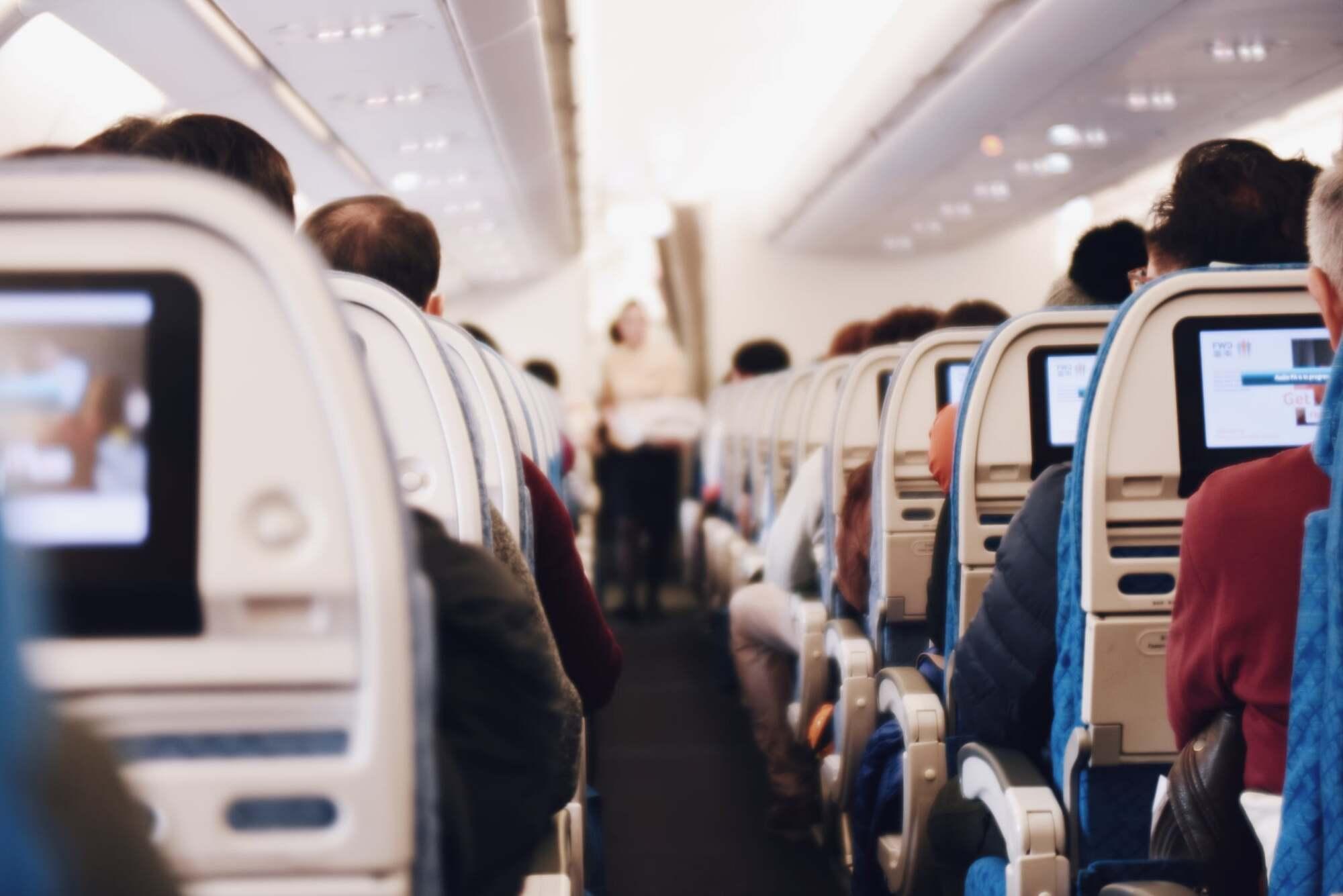 Пассажиры часто получают травмы во время полета