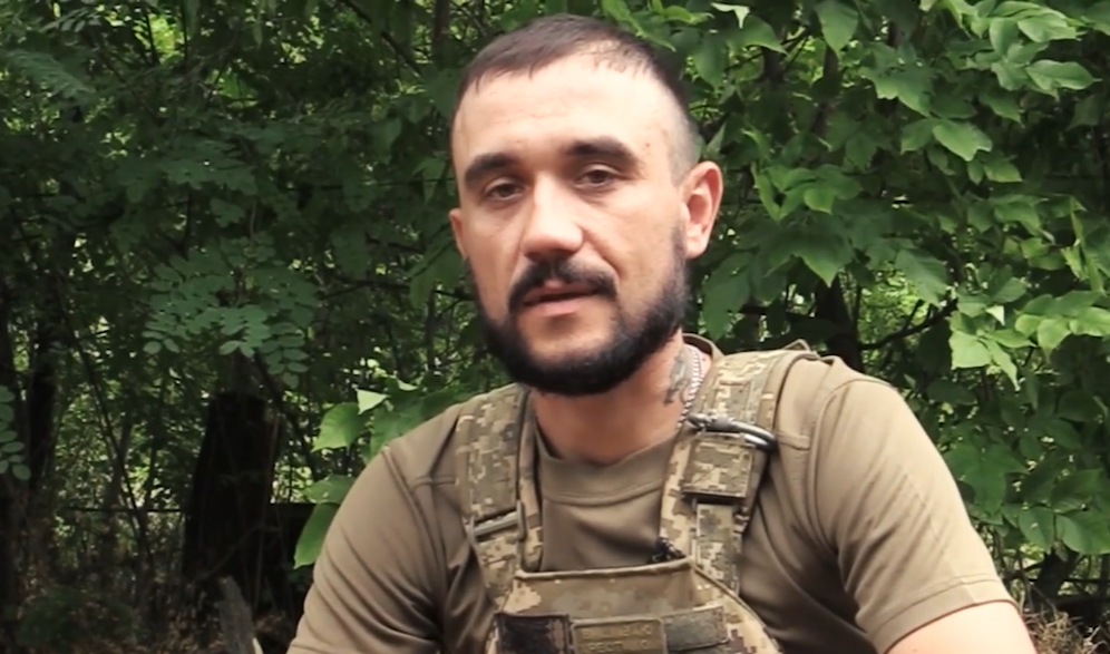 Військовий із Житомирщини розповів, як скучив за родиною