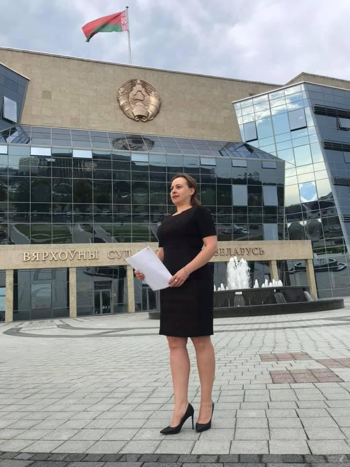 Политик подала жалобу в суд