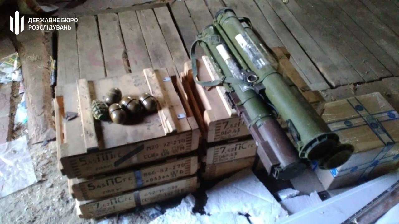 Було вилучено майже 6 000 патронів калібру 5.45 і більше ніж 4 000 набоїв калібром 7.62.