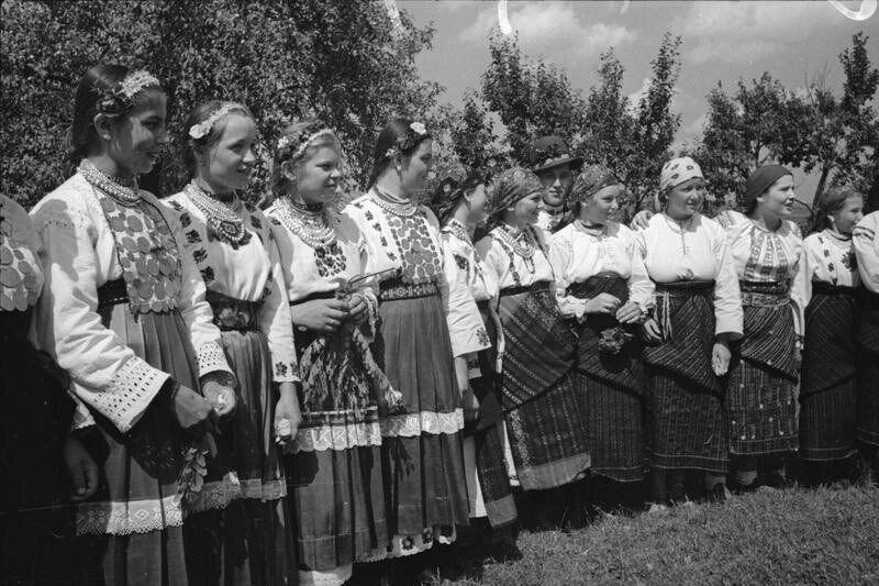 Весілля на Буковині