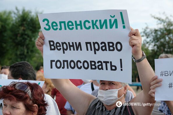 Ультиматум РФ про вибори на Донбасі: що може розморозити переговори