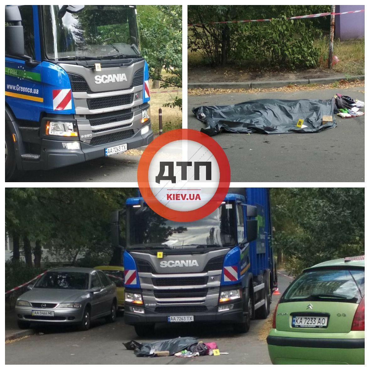 Водій вантажівки вже мав проблеми із законом
