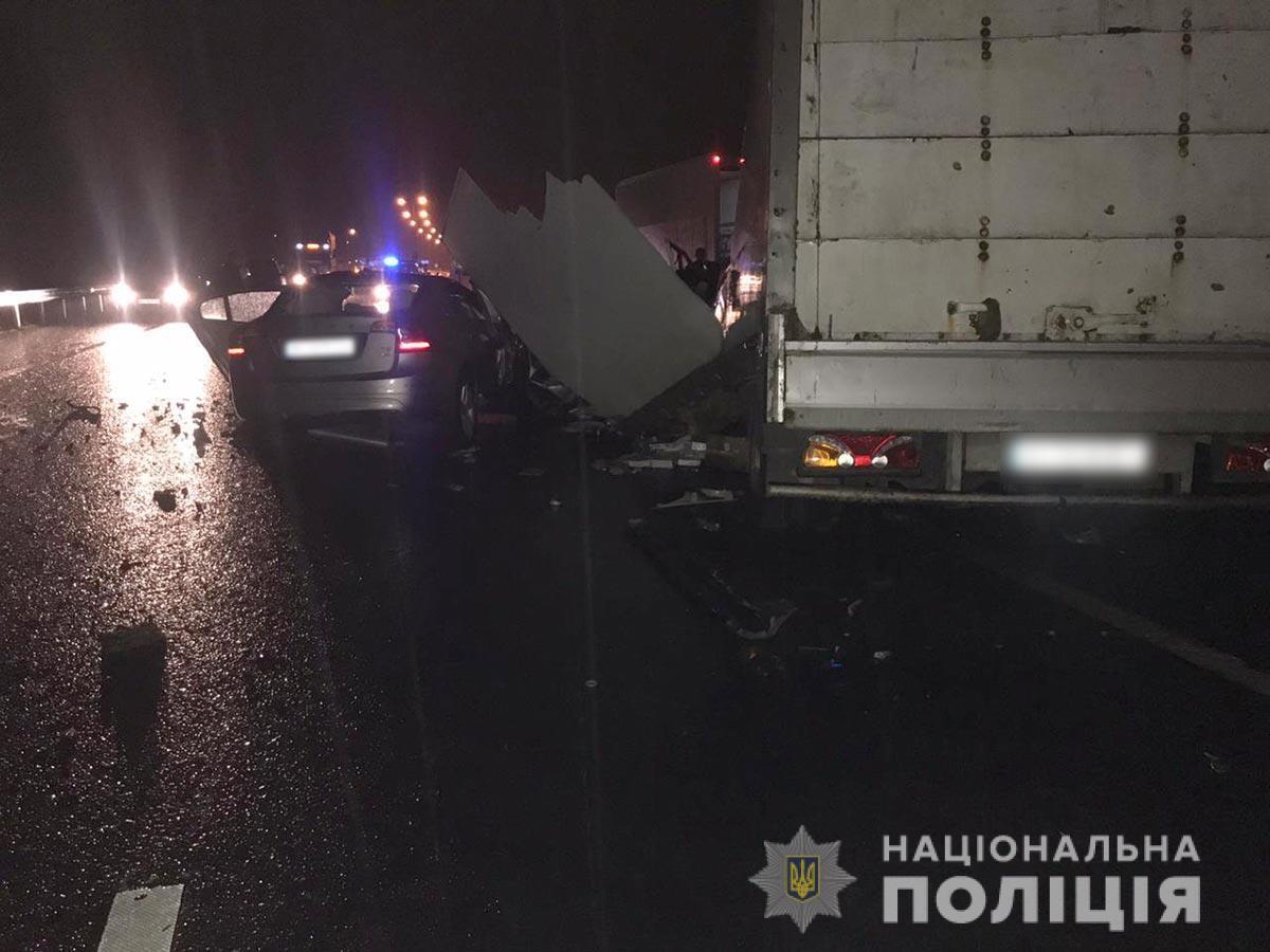 Аварія трапилася поблизу села Говтвянчик