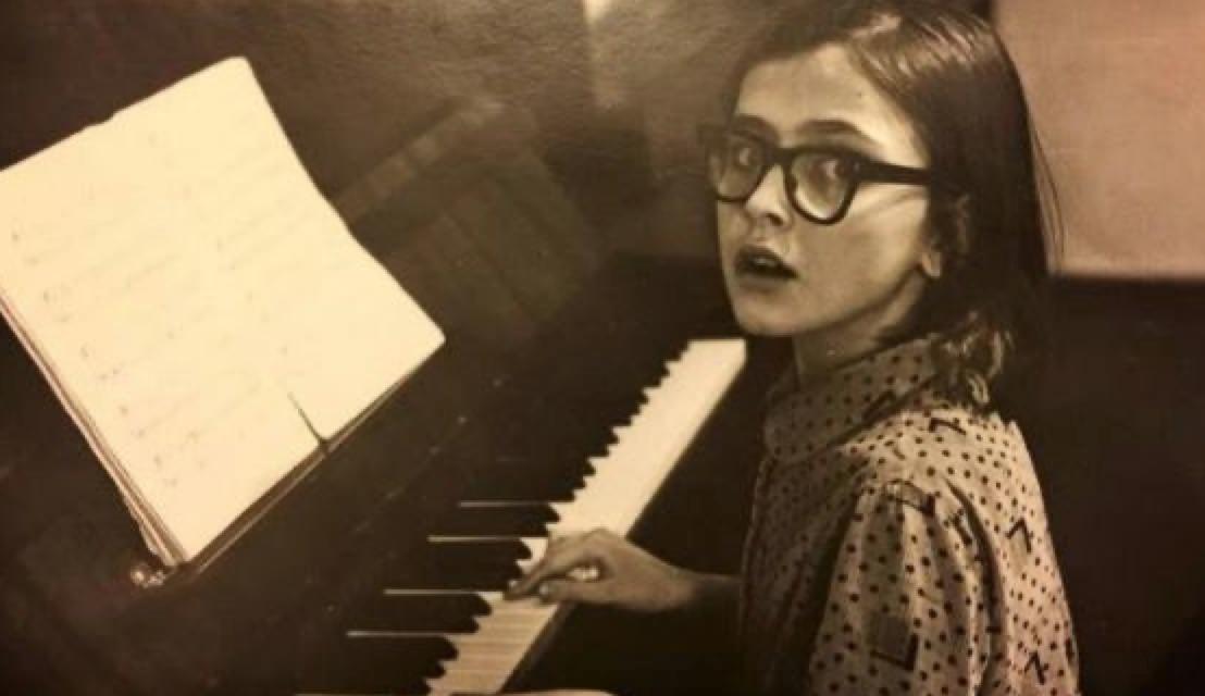 Ольга Сумська в юності