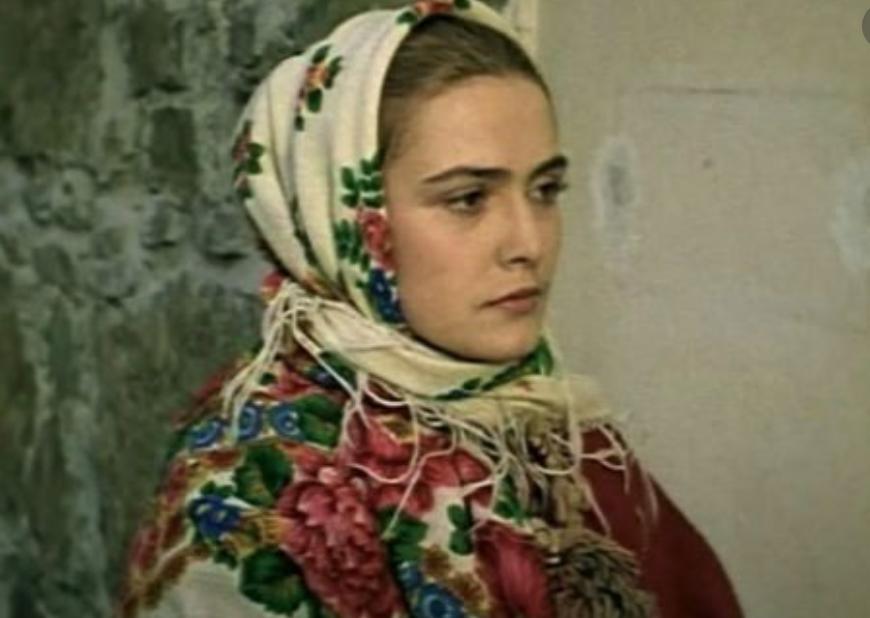 """Ольга Сумська у фільмі """"Вечори на хуторі біля Диканьки"""", 1983 рік"""