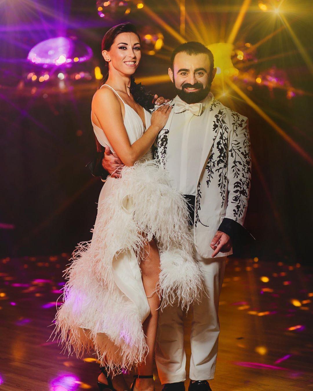 "Арам Арзуманян в шоу ""Танці з зірками"""