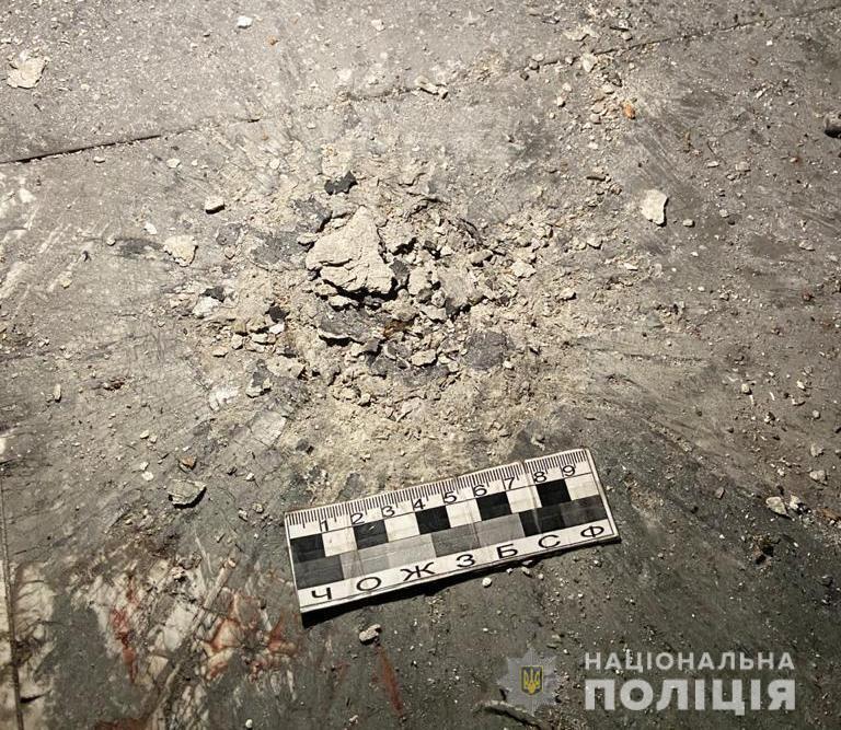 У Кривому Розі чоловік підірвав гранату та поранив чотирьох людей