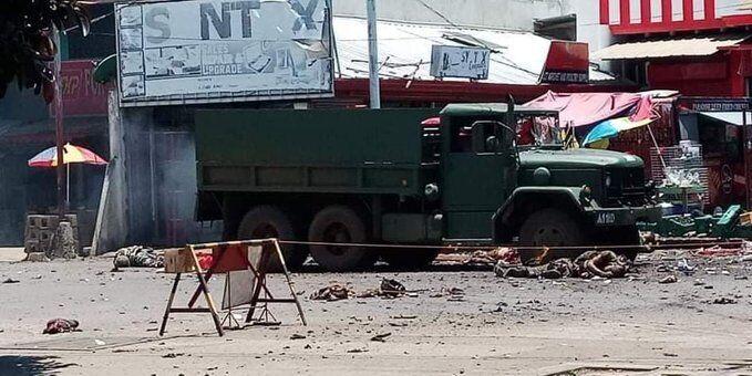 Мінімум 14 людей загинули в результаті терактів на Філіппінах