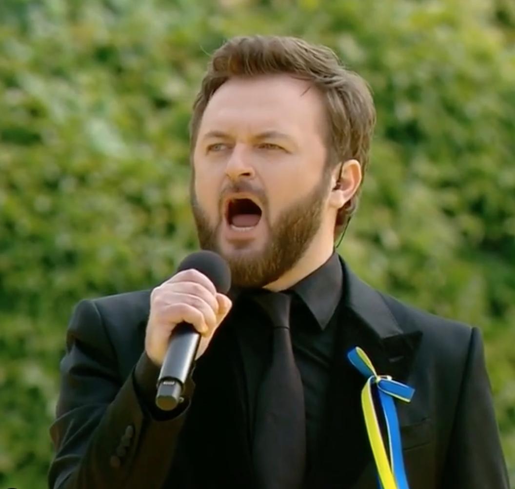 DZIDZIO поразил исполнением Гимна Украины