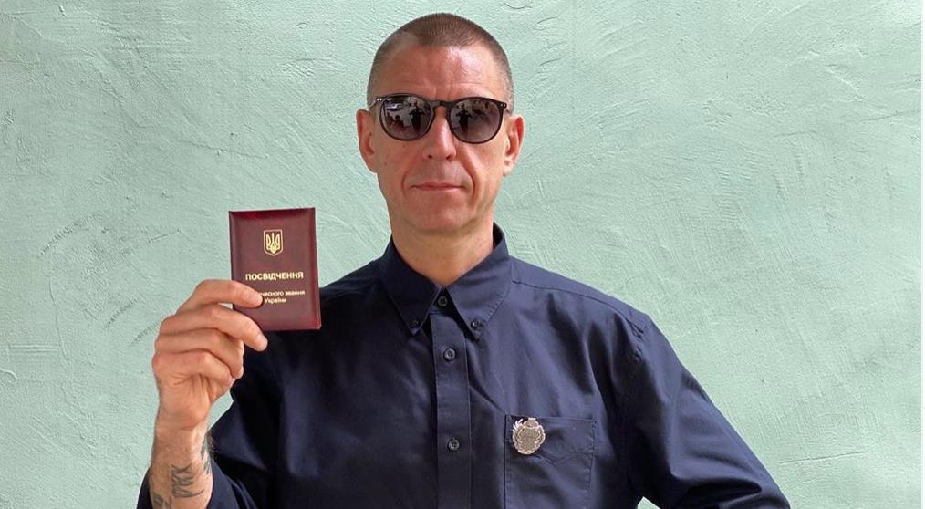 Сергій Міхалок став заслуженим артистом України