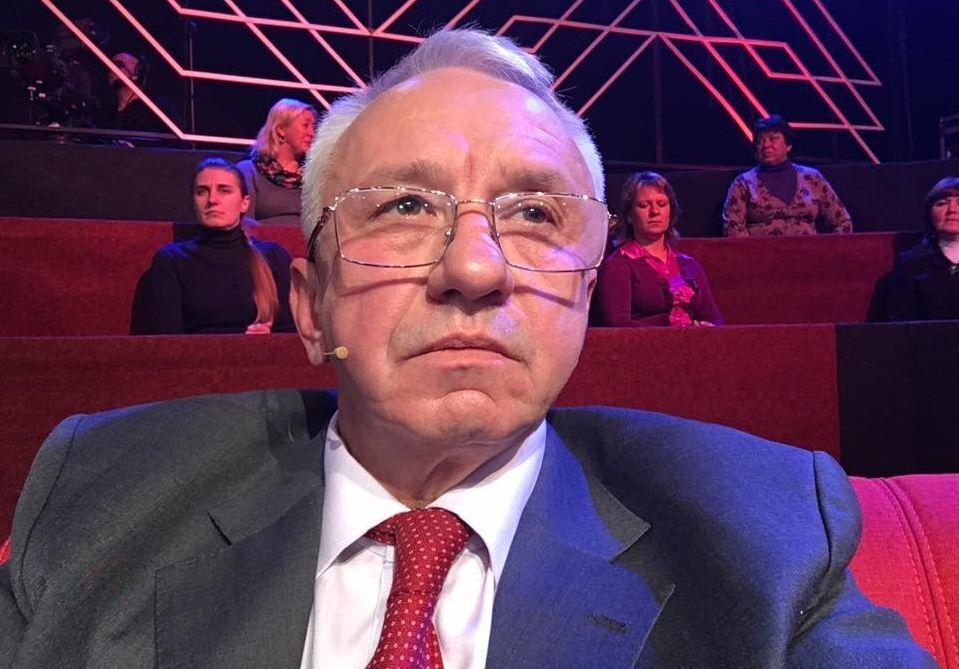 Народний депутат Олексій Кучеренко