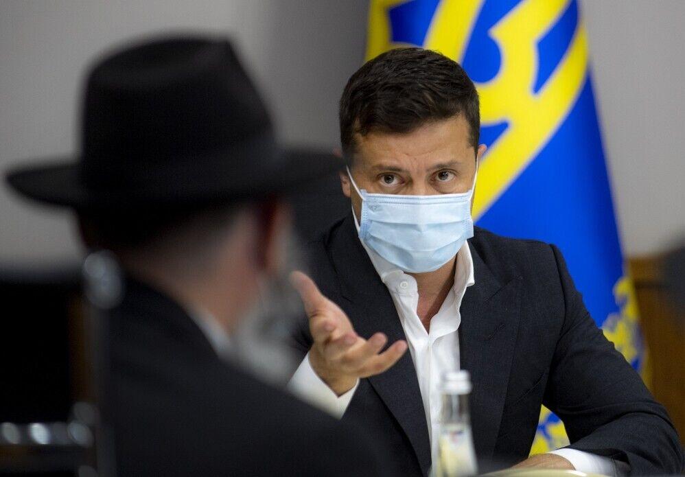 Президент Украины рассказал, что обсудил ситуацию с премьер-министром Израиля