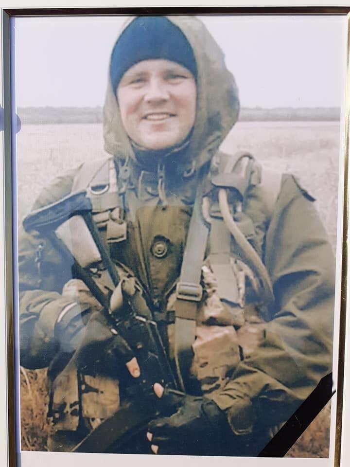 Володимир Рудик загинув на Донбасі 21 серпня