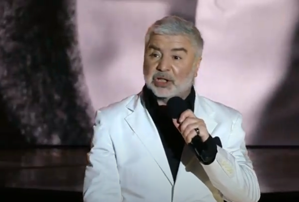 """Сосо Павліашвілі також з'явився на екрані """"112 Україна"""""""