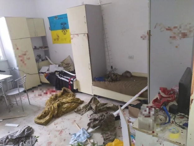 Важких поранень під час вибуху в Десні зазнали три особи