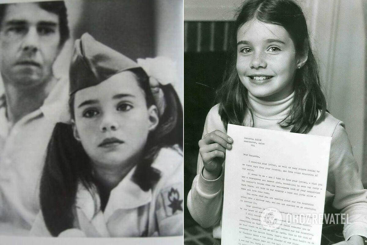 Саманта Смит в 10 лет написала письмо лидеру СССР