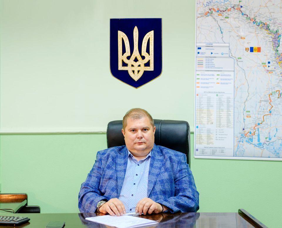 Денис Пудрик стал главой Одесской таможни с 25 августа