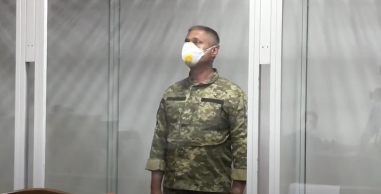 Майор Володимир Холодний готовий понести покарання
