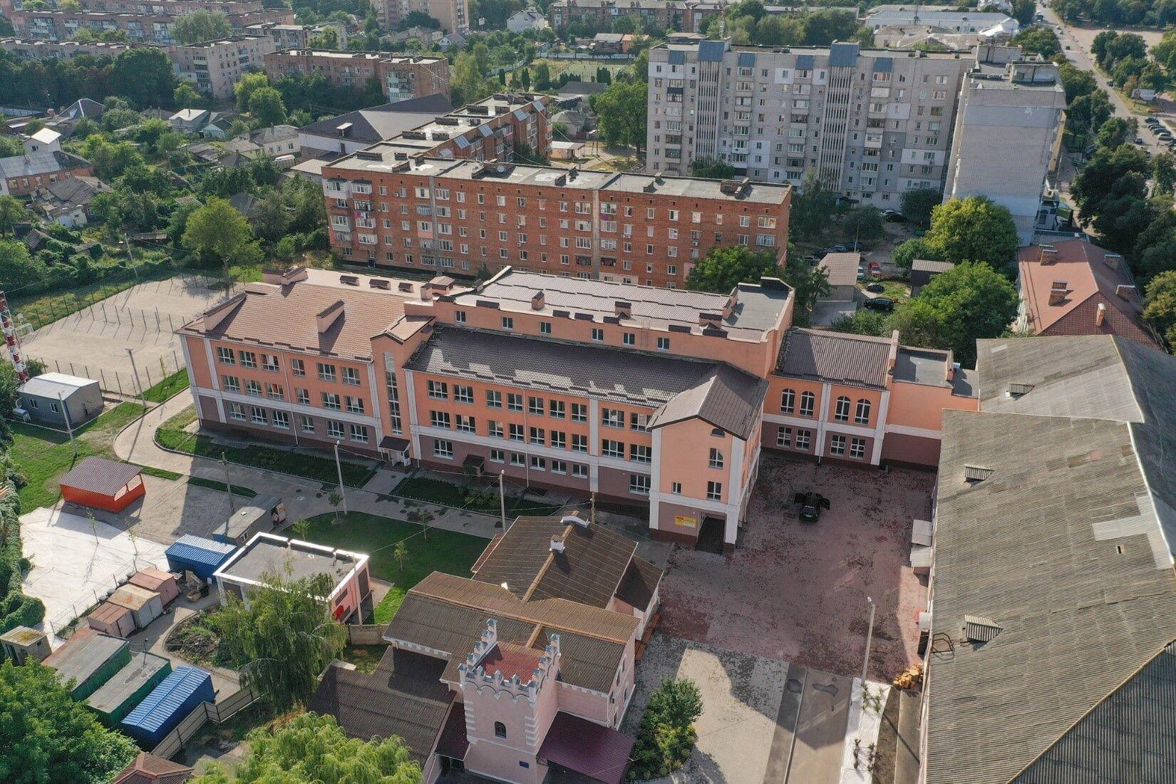 """""""Велике будівництво"""" в Черниговской области"""