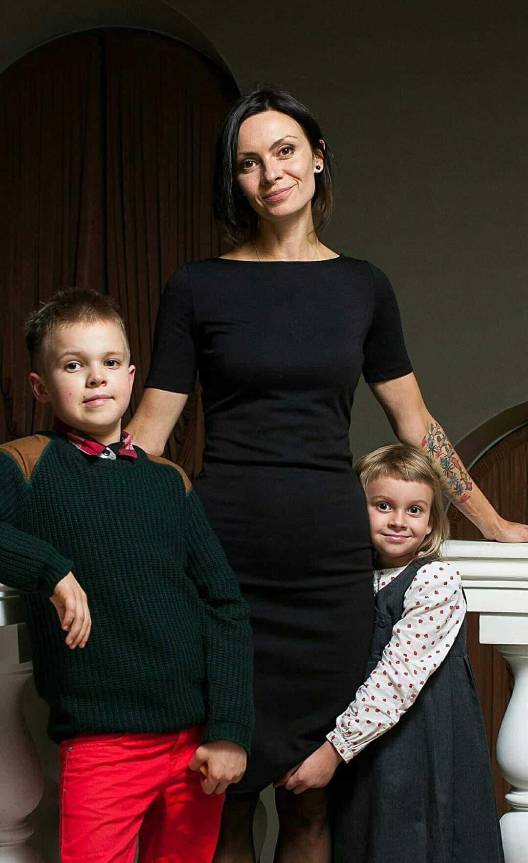 Шпаковская уехала из страны, чтобы ее дети были в безопасности