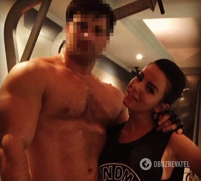 Волкова призналась, что экс-возлюбленный сломал ей челюсть в трех местах (скриншот с видео)