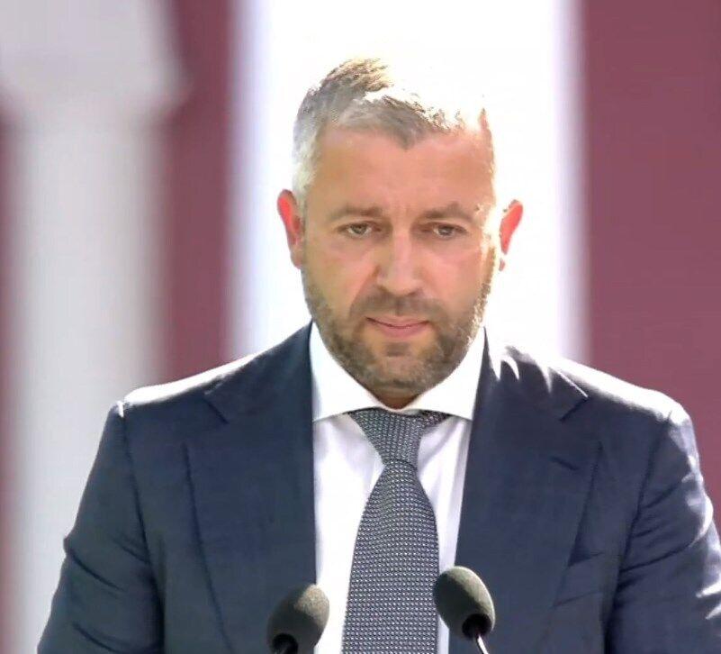 Новий голова Кіровоградської ОДА Андрій Назаренко