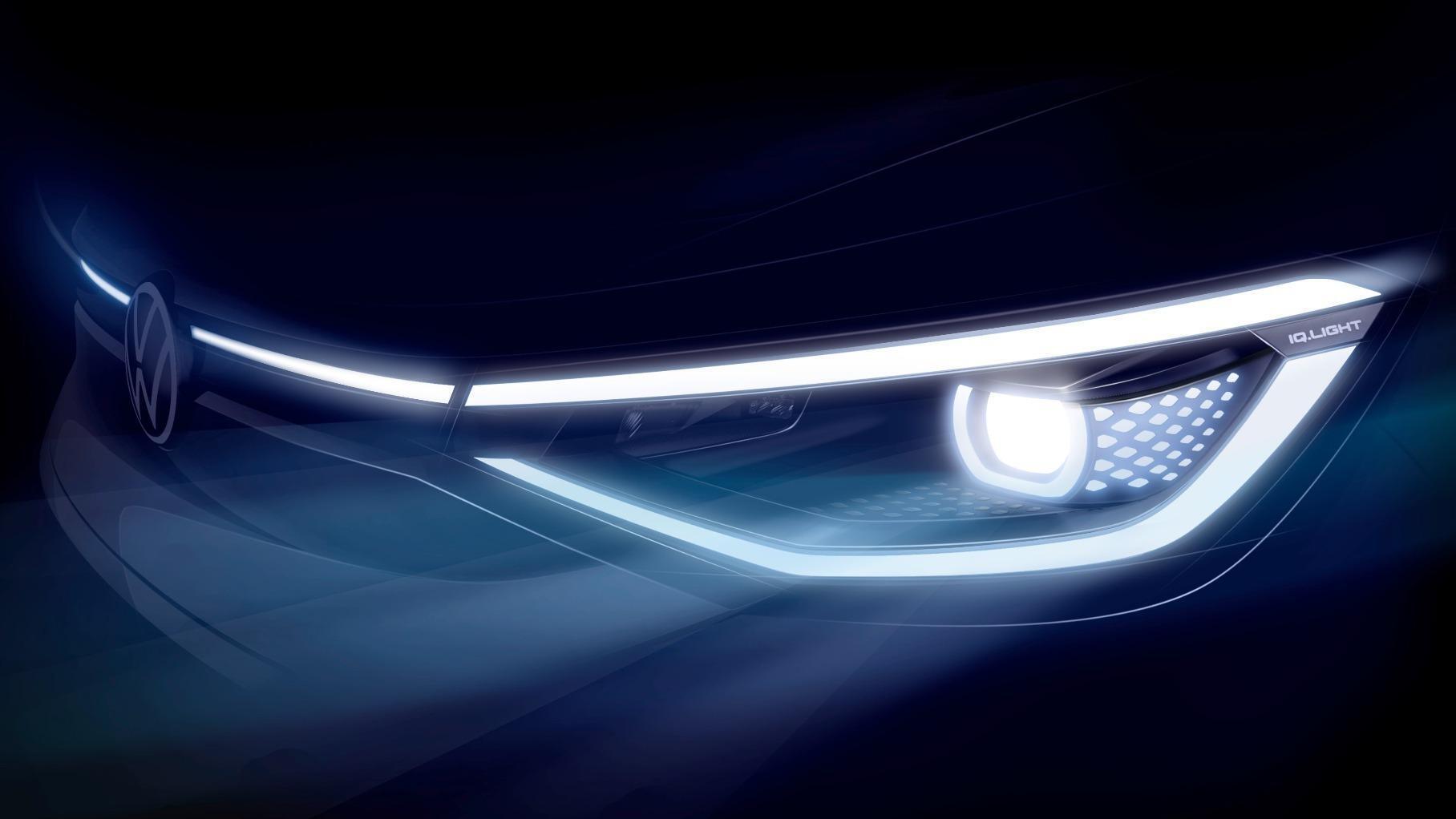 VW ID.4 уже производят на заводе в Германии.