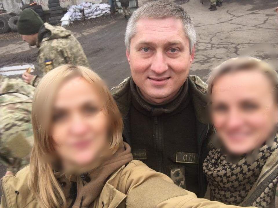 Майор Владимир Холодный.